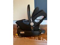 Silver Cross Car Seat with ISOFIX Base