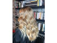 **FREE BLOW DRIES IN SHOREDITCH**