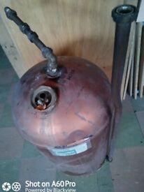 Centurion hot water tank