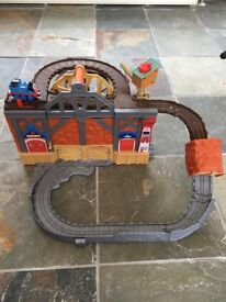 Thomas take n play - rescue from misty island