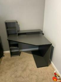 Gaming desk new condition