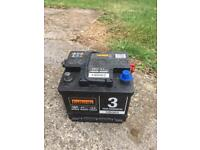 car battery 063 type