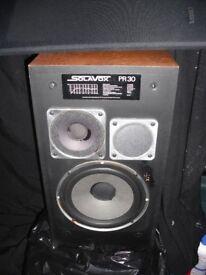 Solavox Speakers