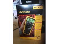 Fluke multimeter 77-IV, brand new still in box.