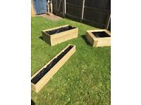 Planters built to size at affordable prices