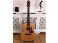Taylor 314 acoustic guitar (gibson ibanez fender marshall yamaha vox gretsch rickenbacker)