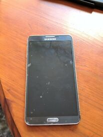 Samsung Note 3, keeps restarting, unlocked to all networks, couple of minor scuffs