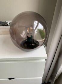 Ikea round lamp