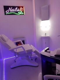 beauty / therapy room for rent, fully furnished - Peterhead