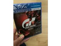 PS4 video games - Grand Turismo