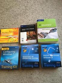 Bundle of computer books (price negotiable)