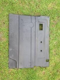 land rover defender door card