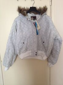 Totally new winter jacket with tag only £20 now