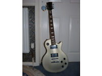 Grooves copy of a Les Paul Electric Guitar