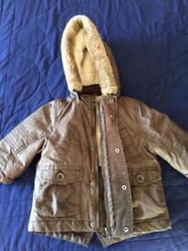 12-18 months coat
