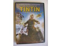 Tin Tin and the Secret of the Unicorn - DVD