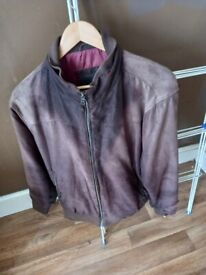 Faux Suede Men's Marks and Spencer Jacket