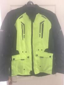 Motor bike jacket frank Thomas