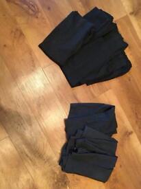 Boys school trousers 5/6