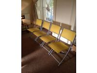 Camping/patio chairs