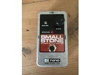 Electro Harmonix Small Stone Pedal