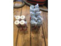Caulk, silicone and adhesive bundle