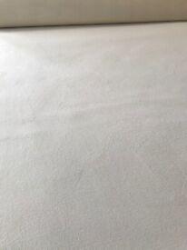 Good quality White carpet 5mx4m