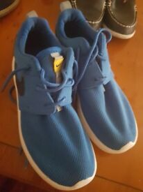 Boys shoes, size 2, Nike, Geox, Nautica and Front