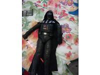 Darth Vader toy figure