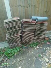 100 (approx) Redland 49 tiles