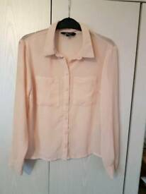 New look girls sheer blouse