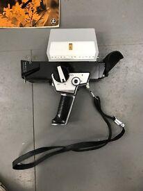 Antique 1950s Cine Camera & accessories