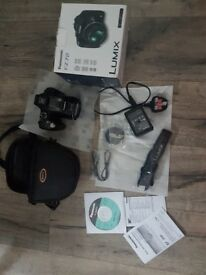 Panasonic Lumix DMC-FZ72 DIGITAL CAMERA - BLACK
