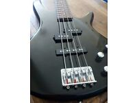 IBANEZ GIO GSR200 Black Bass Guitar Excellent Condition Hardly Used