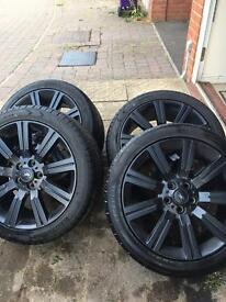Range Rover 20inch alloys/wheels