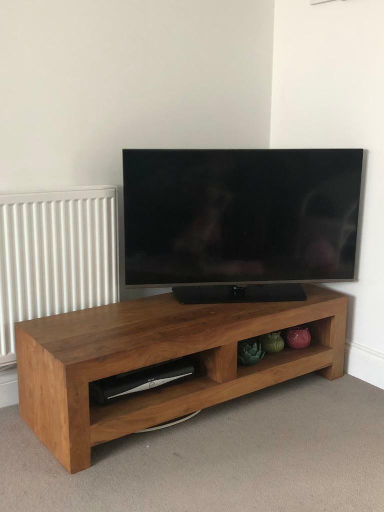 4dc2b5f16069 TV unit solid wood originally from John Lewis | in Norwich, Norfolk ...