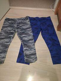Fitness leggings Zumba, Nike, Adidas