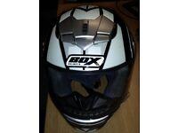 Box BX-1 Web Motorcycle Helmet (original price: 60 pounds)