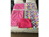 M&S Single Duvet Sets x2 + 1 Single Fitted Sheet
