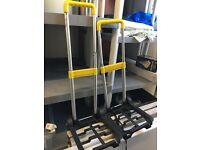 Good condition sacking truck/trolley