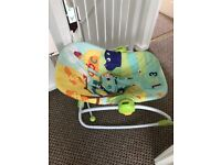 Baby bouncer for sale VGC