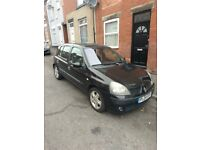 Renault clio 2004 1.2 16v need gone today