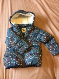 Girls Next Jacket Age 4-5 Years