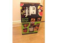 Brand new Nutri Ninja Blender
