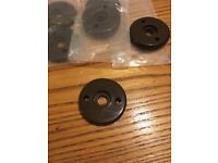 replacement backplates for Bakelite door knobs handles