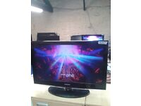 "Samsung, 32"" LCD TV, with freeview, 3 month warranty"