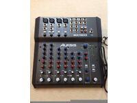 Alesis MultiMix 8 USB FX 8-Channel Mixer
