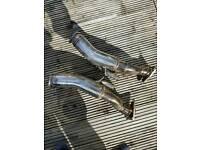 350z HR motordyne ART test pipes