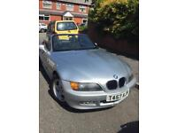 Bmw Z3 1.9 very good condition and lovely to drive