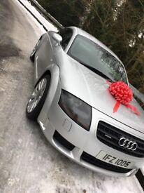 Audi TT 3.2 v6 Manuel 6Speed Quattro
